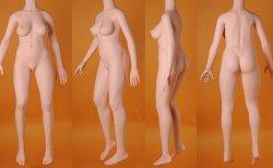 Doll Sweet DS-158 Plus body style (2014) (Body)