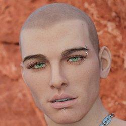 [node:field_brand_ref] Gabriel head (2014) (Head)