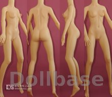 Doll Sweet DS-163 body style (2014) (Body)