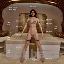 Gynoid Artificial Human 3 body style (2018) (Body)