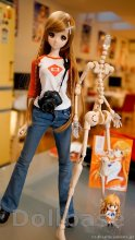 Smart Doll Mirai Suenaga - Manual Version body style (2014) (Body)